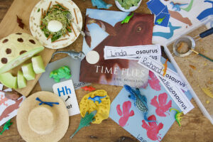 Time Flies - July Picture Book Lesson Plans