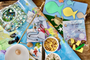 Swimmy by Leo Lionni - October Picture Book Lesson Plans