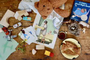 A Child's Good Night Book - September Picture Book Lesson Plans