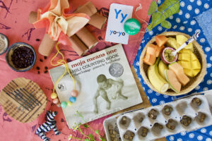 Moja Means One - Summer Picture Book Lesson Plans