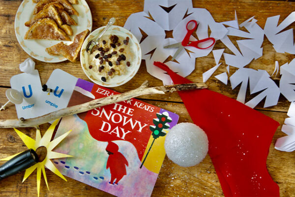 The Snowy Day - Winter Picture Book Lesson Plans